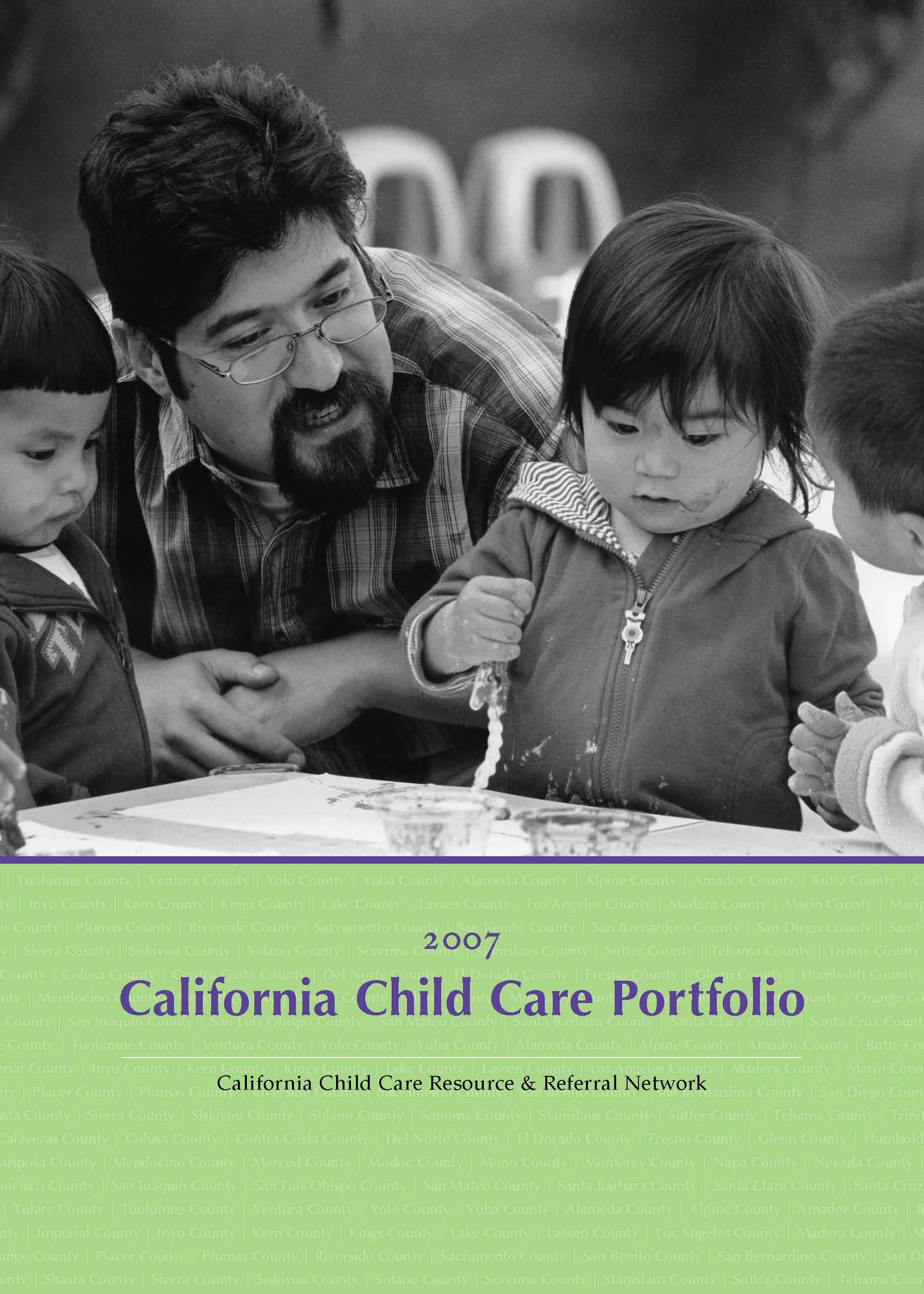 2007 portfolio cover
