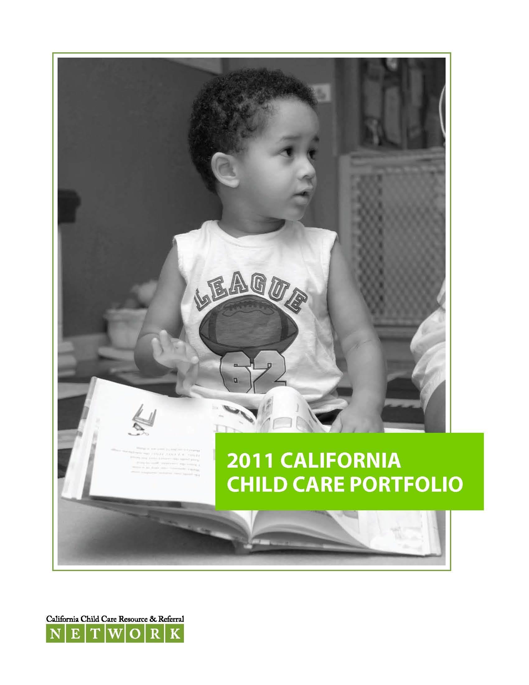 2011 portfolio cover page
