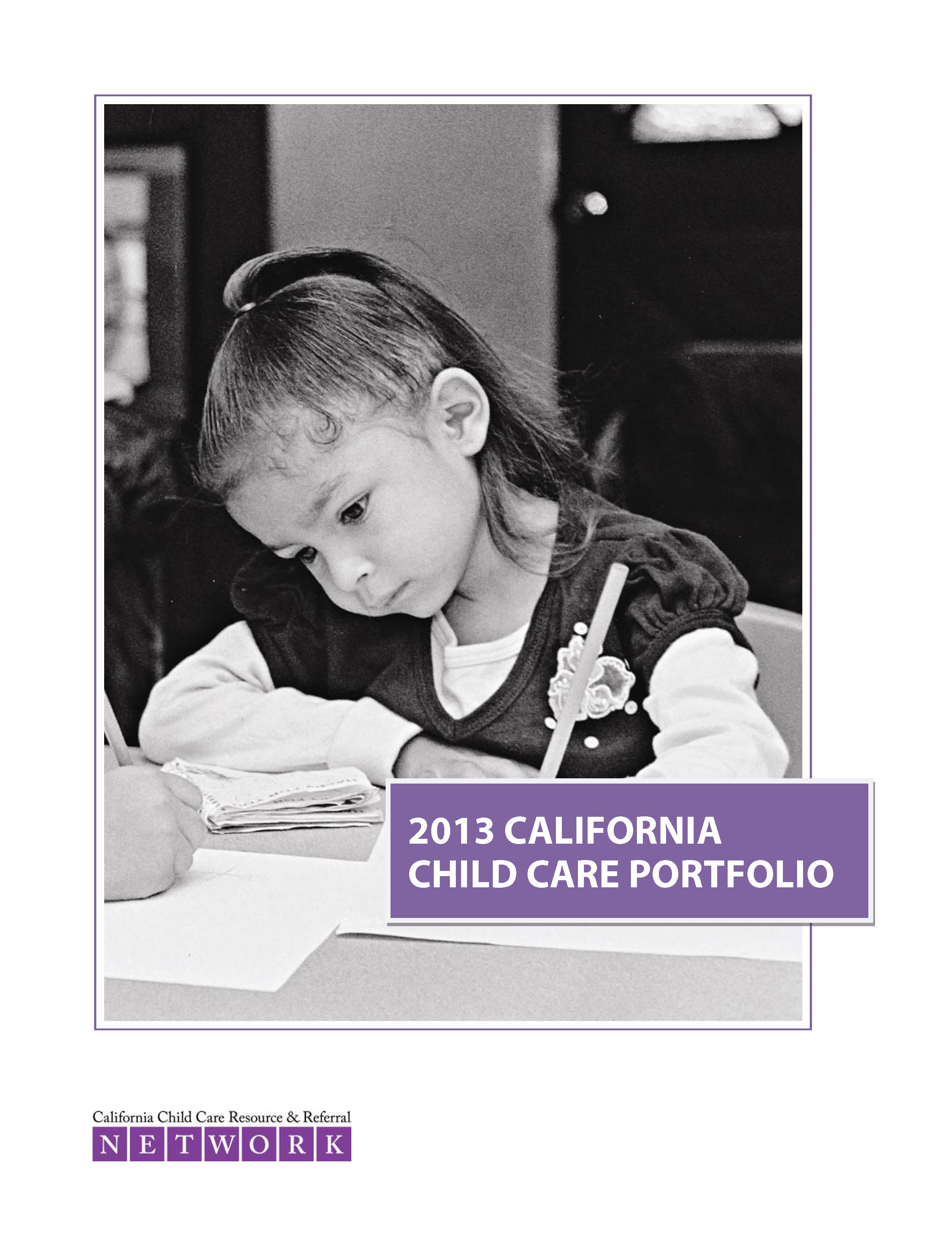 2013 portfolio cover