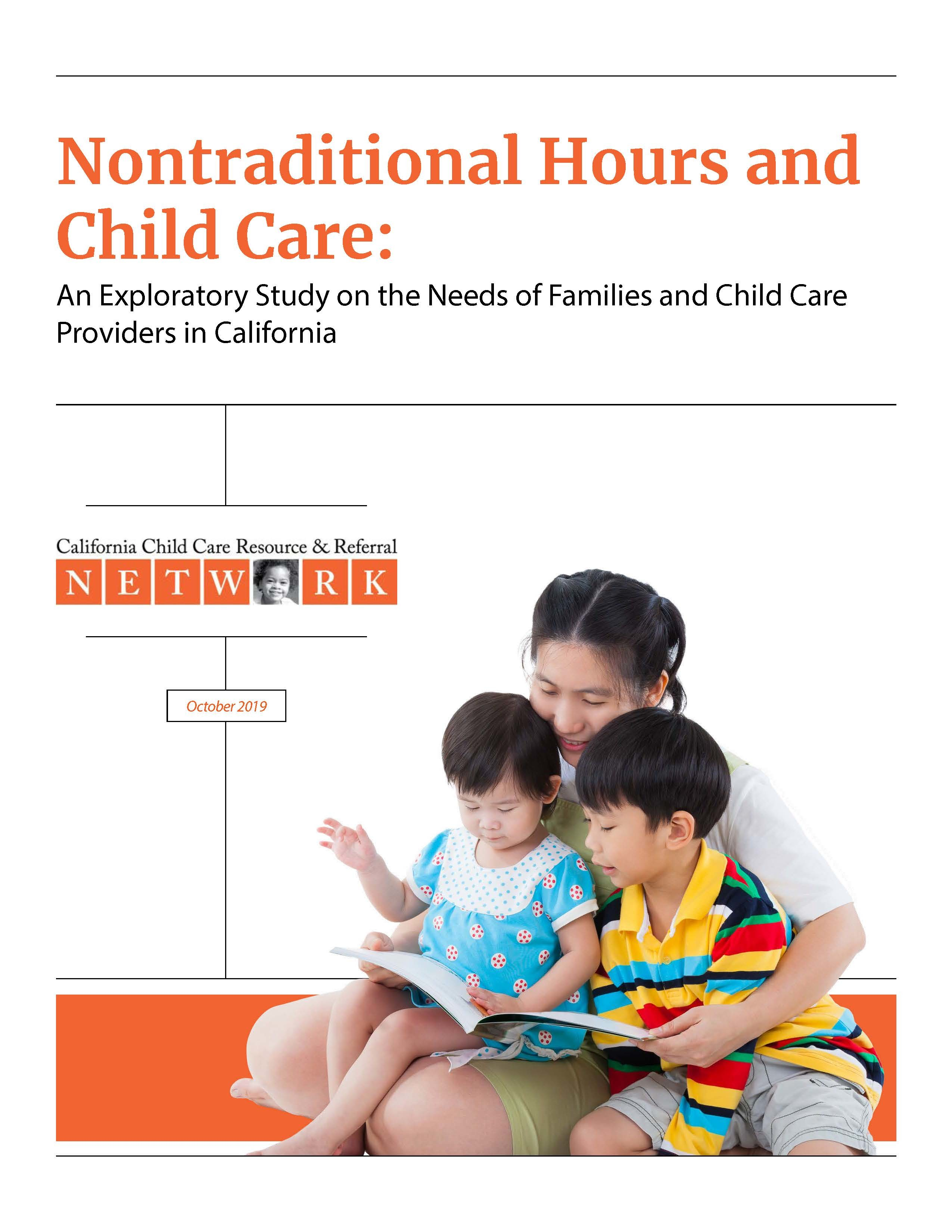 Nontraditional Hours and Child Care - Final Report
